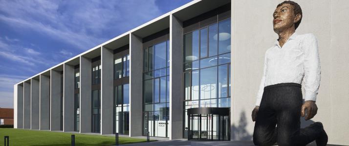 Hörmann открывает новый учебно-выставочный центр
